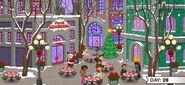 Mocharia To Go! - 3 New Pepperton durante Navidad
