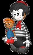 Boopsy & Bill Estilo Halloween