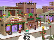 Toastwood durante Navidad