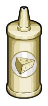 Salsa de Queso Parmesano