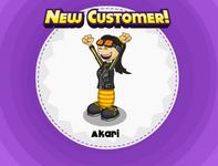 Akari Desbloqueada