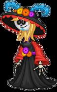 Maggie Estilo Halloween