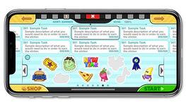 Iphonex stickers sm1