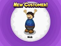 Nick - Papa Bakeria