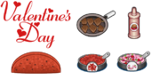 Valentine's Day Ingredients - Taco Mia HD.png