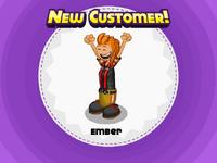 Nuevo Cliente Ember