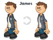 James cleanup