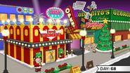 PWTG! - Starlight City durante Navidad