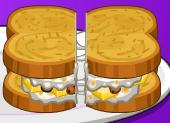 A sandwich for Summer Luau