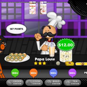 Papa Louie Flipline Studios Wiki Español Fandom