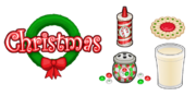 Papa's Pancakeria HD - Ingredients - Christmas.png