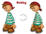 Robby Clean Up