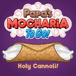 Mocharia To Go! - Cannoli
