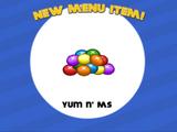 Yum 'n' Ms