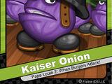 Cebolla Kaiser