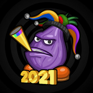 Flipline Icon New Year 2021