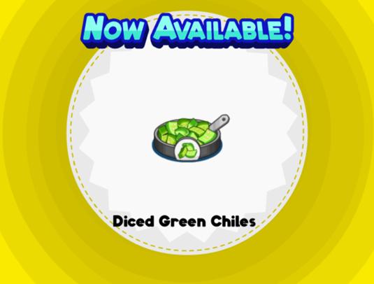 Chile Verde Picado
