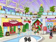 Papa'sBakeria - Whiskview Mall durante Navidad