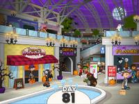 Papa'sBakeria - Whiskview Mall durante Halloween