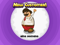 Nuevo Cliente Gino Romano