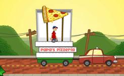 Roy en Papa's Pancakeria