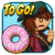Papa's Donuteria To Go! Logo HD.png