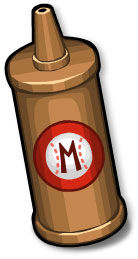 Ballpark mustard
