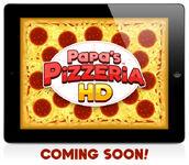 Ipad teaser pizzeria hd