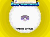 Crackle Crumbs
