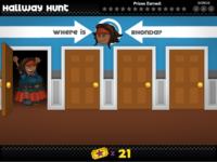 Rhonda en Hallway Hunt