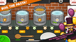 Pastaria To Go! - Screenshot Promocional 2