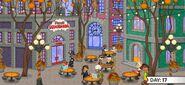 Mocharia To Go! - 2 New Pepperton durante Acción de Gracias