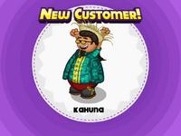 Nuevo Cliente Kahuna durante Summer Luau
