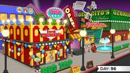 PWTG! - Starlight City durante Big Top Carnival