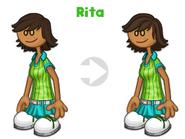 Rita Regular Cleanup