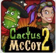 Cactus Mccoy 2 Ruins of Calavera walkthrough