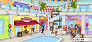 BakeriaToGo! - Whiskview Mall durante Big Top Carnival