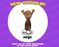 Hugo desbloqueado