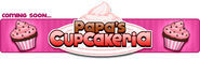 Coming Soon Cupcakes