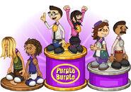 Purpleburple winners