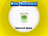 Shamrock Splash