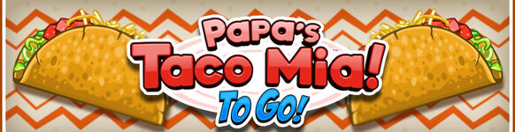 Top banner taco to go