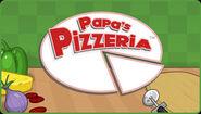 Papa`s Pizzeria Logo