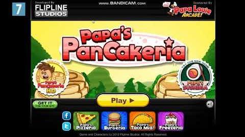 Papa`s Pancakeria Title Music