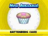 Ciasto Battenberg