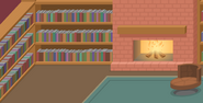 Biscotti Bookstore inside