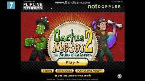 Cactus McCoy 2- The Ruins of Calavera Title Music