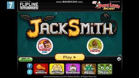 Jacksmith Title Music