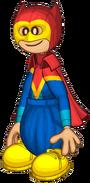 Bradley (Superhero)