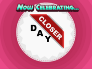 Closer Day Logo